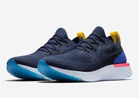 Sepatu Nike React 2018 nike epic react running shoe release info official images