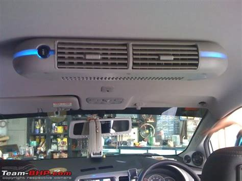 Blower Unit Sanden Build In feedback for additional rear aircon installed