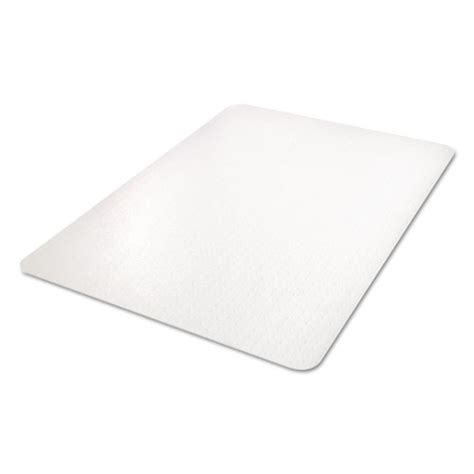 Clear Mats For Carpet by Clear Polycarbonate All Day Use Chair Mat For All Pile