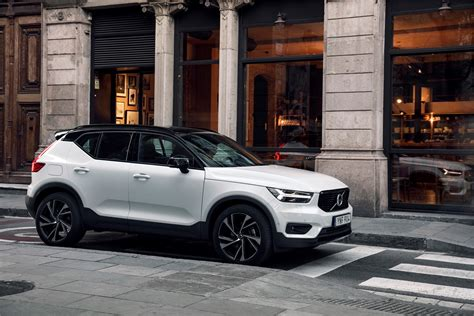 volvo xc   design crystal white lifestyle driving footage volvo cars global media