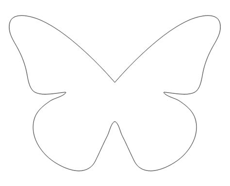 moldes para mariposas de papel molde mariposas de papel imagui