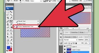 how to blend colors in photoshop 2 clear and easy ways to invert colors in photoshop wikihow