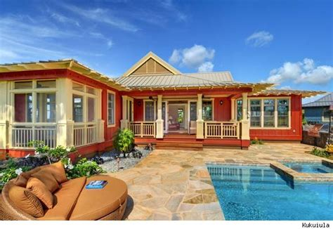 Luxurious Kauai Cottage Gets You In The Club House Of The Kauai Luxury Homes