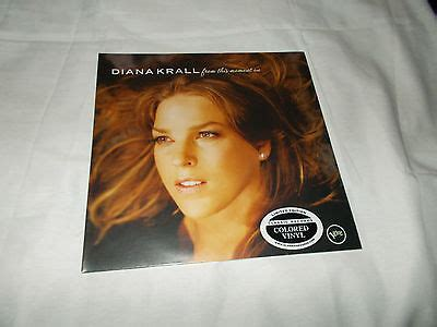 Diana Krall From This Moment On Vinyl roots vinyl guide