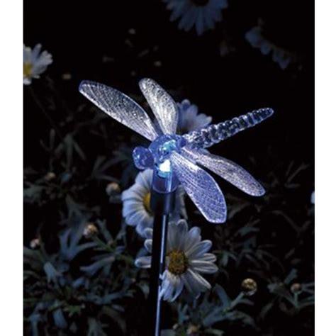 Customer Reviews For Dragonfly Solar Light Greenfingers Com Dragonfly Solar Lights