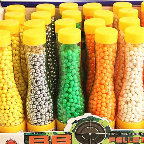 Bb Plastik 6 Mm 700pcs 1bottle 0 12g 6mm plastic bb gun paintball steel color pvc pistol pallini