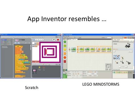android app inventor introducing android app inventor