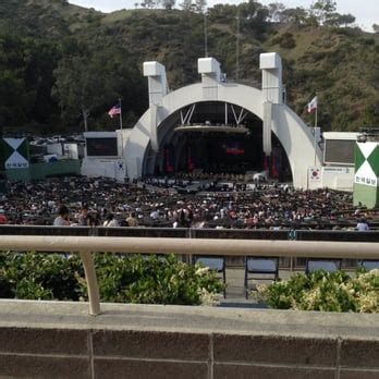 hollywood bowl section h hollywood bowl music venues hollywood hills