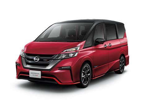 nissan japan new nissan serena nismo arrives on japan s roads carscoops
