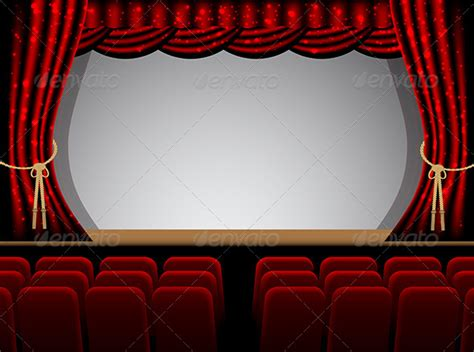 theater template graphicriver theatre 8348956