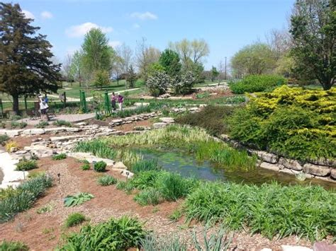Overland Park Arboretum And Botanical Gardens by Overland Park Arboretum And Botanical Gardens Picture Of