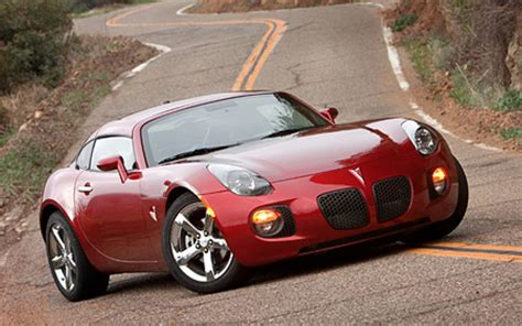 2009 Pontiac Solstice Coupe by One And Out The 2009 Pontiac Solstice Coupe The Daily