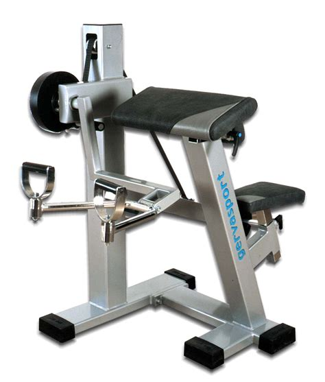 vertical bench press machine plate loaded