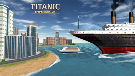 boat simulator vr titanic ship simulator by multi touch games android