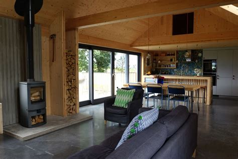 shed homes upside  house grand designs