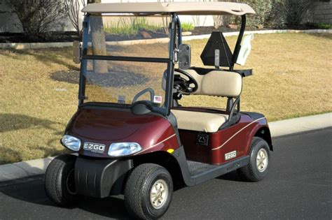 2016 Ez Go Rxv Golf Cart The Best Cart