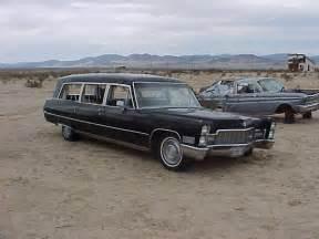 68 Cadillac Hearse Pics