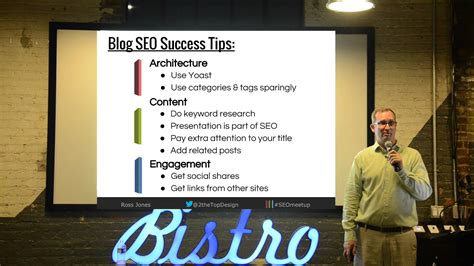 8 Tips On Succeeding In This World by 8 Seo Success Tips For Business Blogging Nashville Web