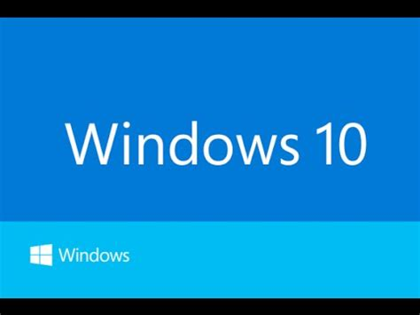 install windows 10 youtube how to install windows 10 on pc laptop youtube