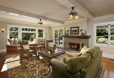 How To Decorate A Craftsman Home Popular Home Styles For 2012 Montecito Real Estate