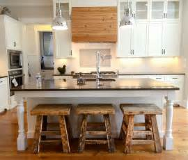 Modern Kitchen Islands rustic kitchen interior design idea modern design