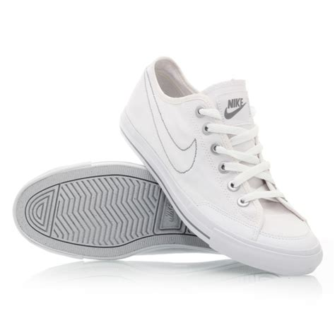 nike go canvas 100 mens casual shoes white