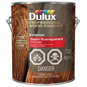 dulux dulux pwf semi transparent oil finish
