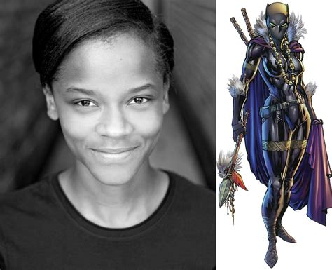 letitia wright character black panther letitia wright cast as black panther s sister shuri the