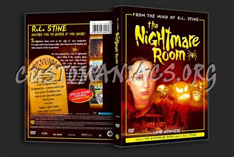 the nightmare room c nowhere the nightmare room dvd cover dvd covers labels by customaniacs id 157918 free