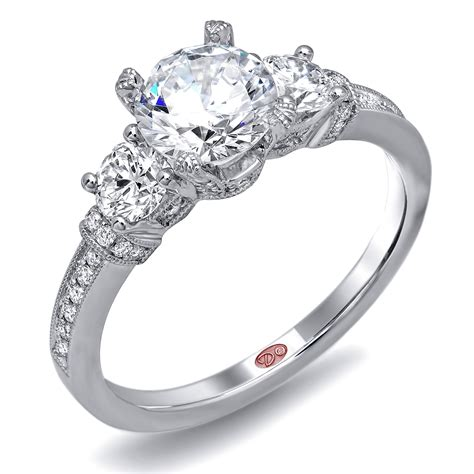 Eheringe Unikate by Unique Engagement Rings Demarco Bridal Jewelry Official