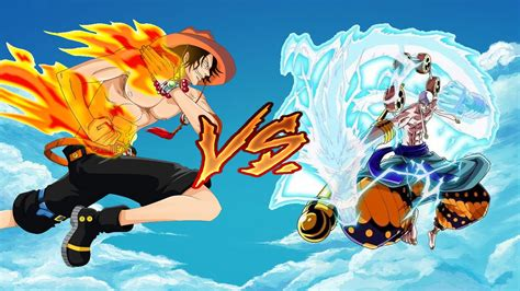 ace from one piece hurt like no other tattoos pinterest one piece ace vs enel battles comic vine