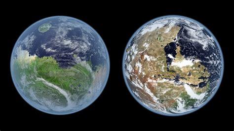imagenes satelitales de la tierra crean un mapa satelital de un marte habitable rt