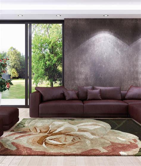 tappeti rosa rosa tappeto contemporaneo italy design