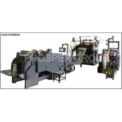 Automatic Paper Bag Machine - paper packaging machinery automatic paper bag machine