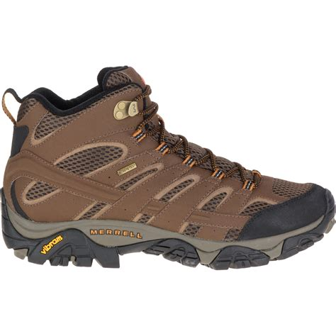 merrell tex hiking boot merrell s moab 2 mid tex hiking boots earth