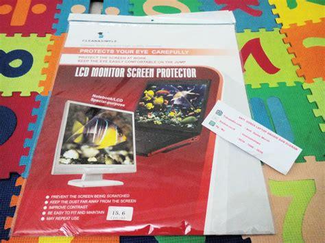 Murah Anti Gores 14inch jual anti gores laptop atau notebook ukuran 15 6inch grosir dan eceran anti gores murah