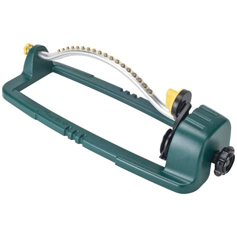 melnor 3 400 sq ft oscillating sprinkler 465 858 the