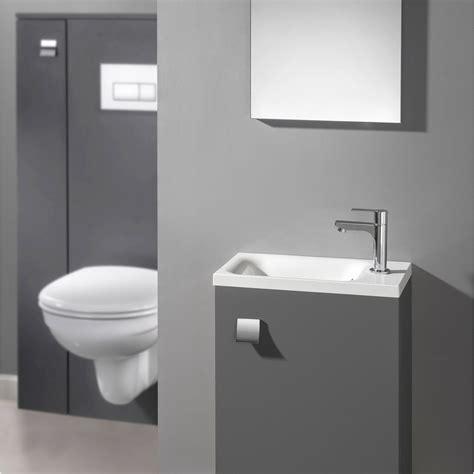 Petit Miroir Pour Wc by Meuble Lave Mains Avec Miroir Gris Gris N 176 1 Coin D O