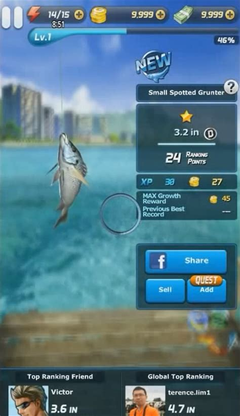 game ace fishing mod apk ace fishing wild catch hack android ios hacksbook