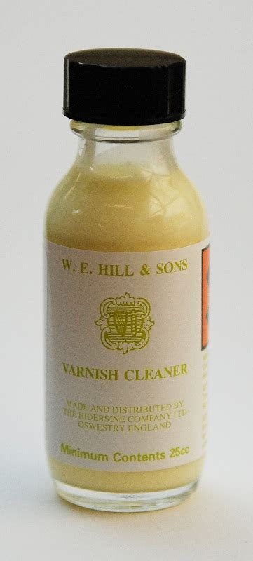 Hill Cleaners by Hill Varnish Cleaner