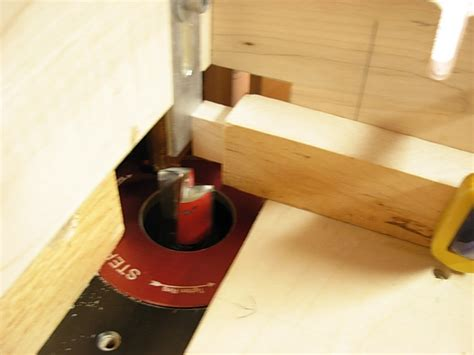 tenon jig  router table  jim jakosh  lumberjocks