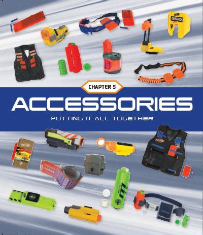 Nerf Dart Acc V 5 related keywords suggestions for nerf accessories