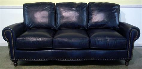 Navy Blue Leather Sofa Best 25 Blue Leather Couch Ideas On Navy Blue Leather Sectional Sofa