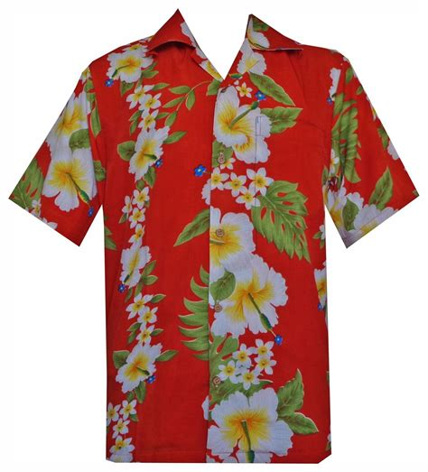 custom pattern hawaiian shirts hawaiian shirts mens hibiscus flower print beach party