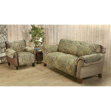 mossy oak recliner slipcovers mossy oak furniture cover