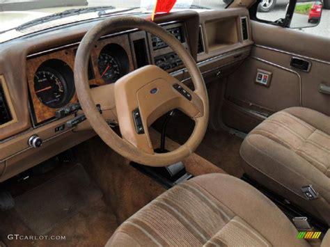 ford bronco 2015 interior ford bronco ii 1989 interior