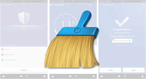master cleaner apk free clean master apk optimizer for android free hack