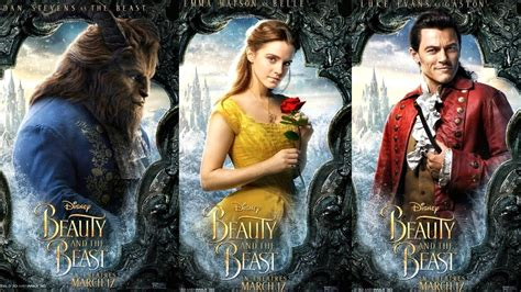the beast beauty and the beast vs beauty and beast 2017 images