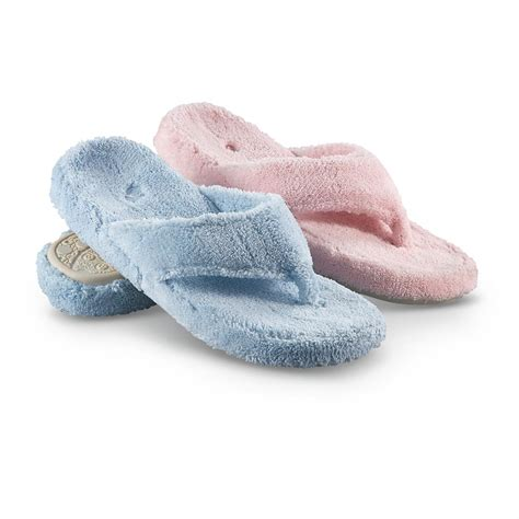 womens slippers acorn s spa slippers 622683 slippers at