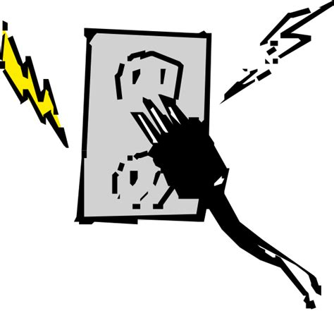 electrical power clipart clipground